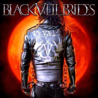 <i>Rebels</i> (EP) 2011 EP by Black Veil Brides