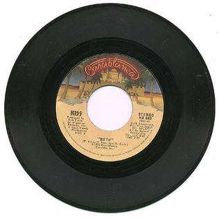 Beth (song) 1976 single by Kiss