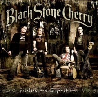 <i>Folklore and Superstition</i> 2008 studio album by Black Stone Cherry
