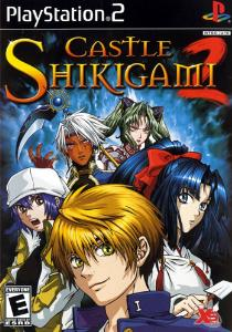 Castle Shikigami2, the North American cover art for PlayStation 2
