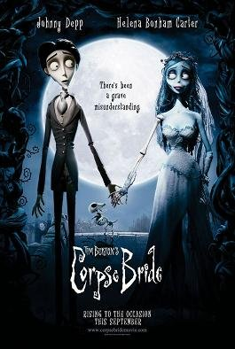 Corpse Bride (2005) movie poster