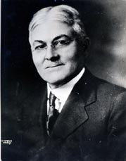 George Washington Crile, principal founder of the Cleveland Clinic