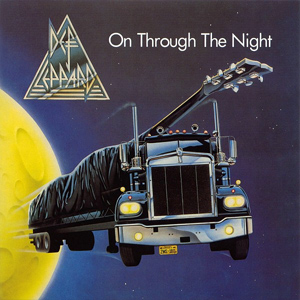 <i>On Through the Night</i> 1980 studio album by Def Leppard