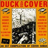 <i>Duck and Cover</i> (compilation) 1990 compilation album by Various Artists