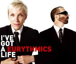 Eurythmics — I've Got a Life (studio acapella)