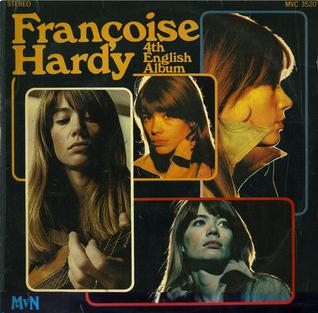 <i>4th English Album</i> 1971 studio album by Françoise Hardy