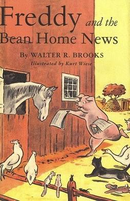 Freddy And The Bean Home News Wikipedia