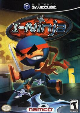 Picture of a game: I-Ninja