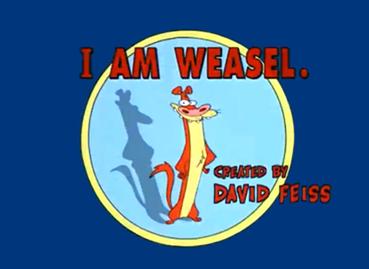 Weasel cartoon network - photo#28