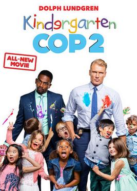 Kindergarten Cop 2 / Ченге в детската градина 2 (2016)