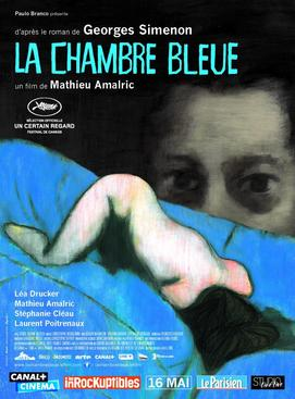 The Blue Room (La chambre bleue) - EngSub