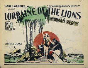 <i>Lorraine of the Lions</i> 1925 film