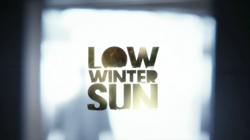 <i>Low Winter Sun</i> (American TV series)