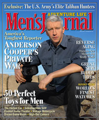 <i>Mens Journal</i> American magazine