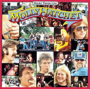 <i>Double Trouble Live</i> 1985 live album by Molly Hatchet