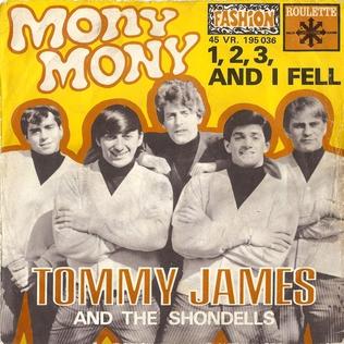 Mony Mony Pop song