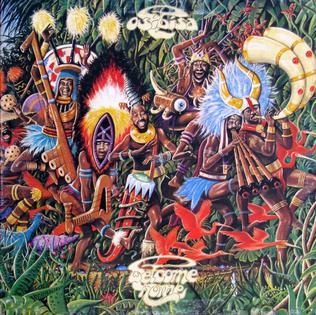 <i>Welcome Home</i> (Osibisa album) 1975 studio album by Osibisa