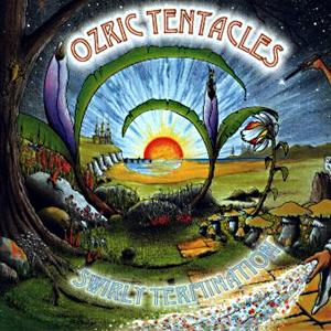 <i>Swirly Termination</i> 2000 studio album by Ozric Tentacles