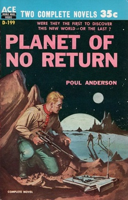 <i>Question and Answer</i> (novel) novel by Poul Anderson