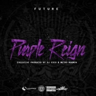 <i>Purple Reign</i> album by Future