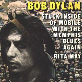Rita May (song) 1977 single by Bob Dylan