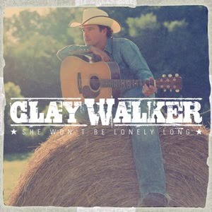 She Wont Be Lonely Long (song) 2009 single by Clay Walker