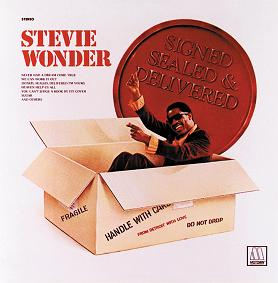 1970 studio album by Stevie Wonder