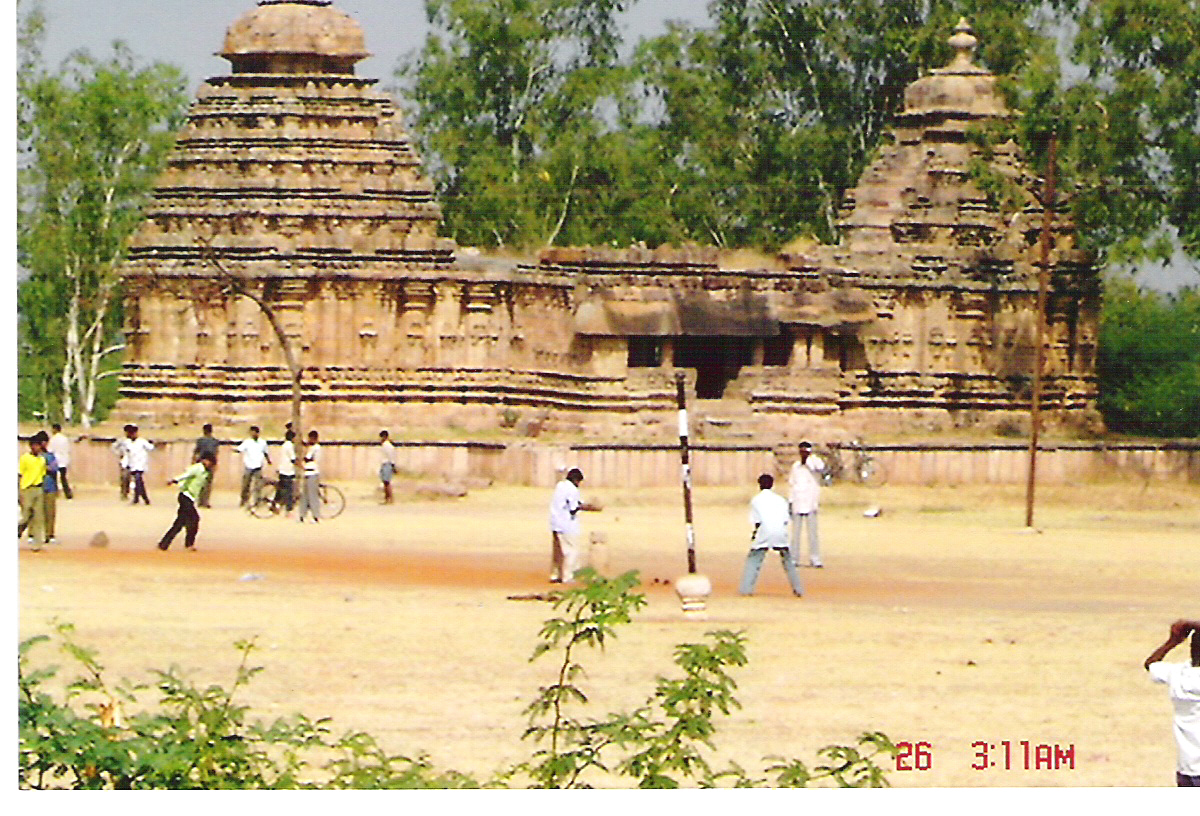 Twin Towered Temple at Sudi