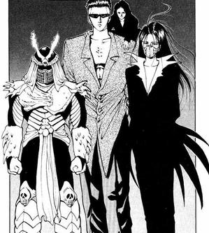 List of Yu Yu Hakusho characters - Wikipedia