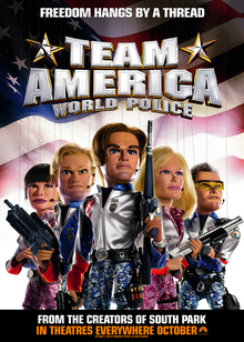 team america world police wikipedia