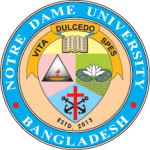 The logo of Notre Dame University Bangladesh.png