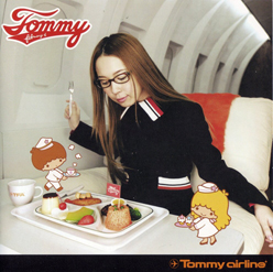 <i>Tommy Airline</i> 2004 studio album by Tommy february