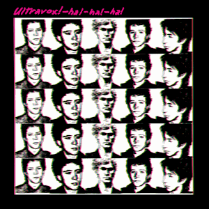 <i>Ha!-Ha!-Ha!</i> 1977 studio album by Ultravox!