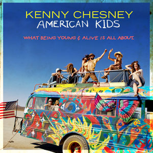 Kenny Chesney - American Kids (studio acapella)