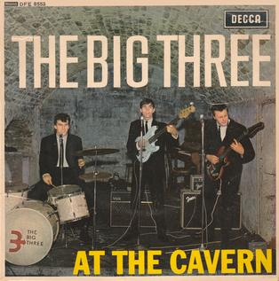 <i>At the Cavern</i> album by The Big Three