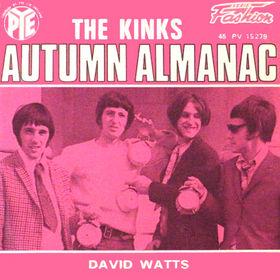 Autumn Almanac single