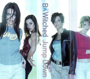 Jump Down 2000 single by B*Witched