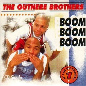Boom Boom Boom 1995 single by The Outhere Brothers