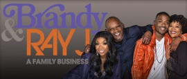 <i>Brandy & Ray J: A Family Business</i> American reality television series