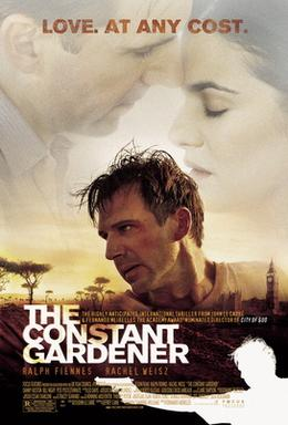 The Constant Gardener (2005) movie poster