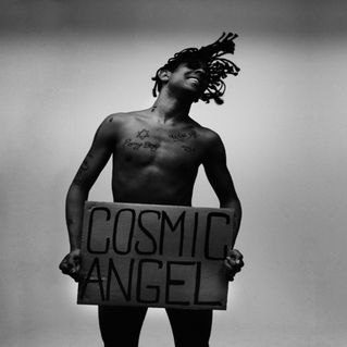 <i>Cosmic Angel: The Illuminati Prince/ss</i> 2012 mixtape by Mykki Blanco