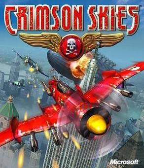 Picture of a game: Crimson Skies