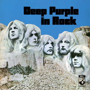 <i>Deep Purple in Rock</i> 1970 studio album by Deep Purple