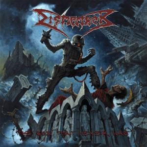 <i>The God That Never Was</i> album by Dismember