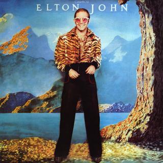 <i>Caribou</i> (album) 1974 studio album by Elton John