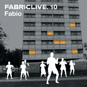 <i>FabricLive.10</i> 2003 compilation album by Fabio