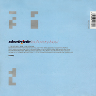 Titelbild des Gesangs Feel Every Beat von Electronic