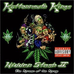 <i>Hidden Stash II: The Kream of the Krop</i> 2001 studio album by Kottonmouth Kings