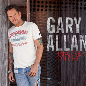 Gary Allan — Hangover Tonight (studio acapella)