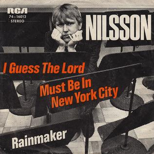 I Guess the Lord Must Be in New York City - Nilsson.jpg